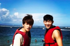 Park Hyung Sik shared vacation in Bali with