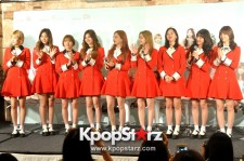 Popular Korean Girl Group TWICE Shows Appreciation And Asks For Continued Support At TWICELAND Press Conference In Singapore!
