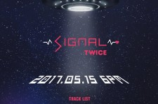 TWICE Track Listing for 'Signal'