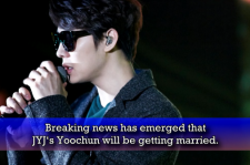 Park Yoochun changed his wedding location due to sasaeng fans.