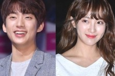 B1A4's Gongchan, Jung Hye Sung Dating Rumor