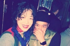 Sulli and Kim Min Jun