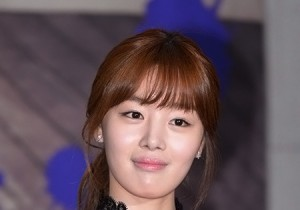 Secret's Han Sun Hwa at KBS2 'Advertisement Genius Lee Tae Baek' Press Conference