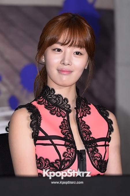 Secret's Han Sun Hwa at KBS2 'Advertisement Genius Lee Tae Baek' Press Conferencekey=>0 count17