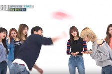 TWICE on 'Weekly Idol'