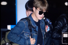 BTS members were spotted on their way to Las Vegas to attend Billboard Music Awards.