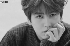 Super Junior's Kyuhyun has officially started his military service.
