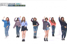 TWICE danced to