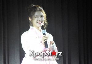 Kim You Jung Creates Beautiful Memory At Fan Meeting In Singapore [PHOTOS]