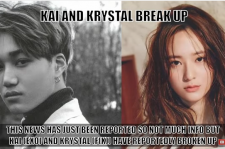The reason of Kai and Krystal breakup.