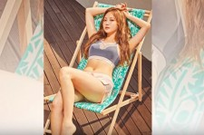 Take A Glimpse On Girl's Day's Yura Sexy Swimwear Photoshoot