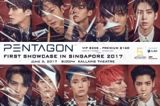 PENTAGON To Hold First Showcase In Singapore on 3 June