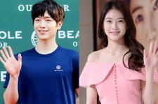 Seo Kang Jun and Gong Seung Yeon