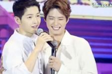 The Love Triangle Between Song Joong Ki, Park Bo Gum And Yeo Jin Hoo
