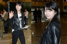 Suzy Leaving for Drama ' Big' Promotions in Japan