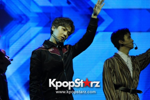 PENTAGON Put Up Powerful Performances At First Showcase in Singapore [PHOTOS] key=>24 count30