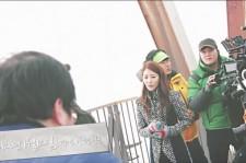 SM Release BoA Digital Single 'Disturbance' MV Making Film Featuring SHINee's Taemin
