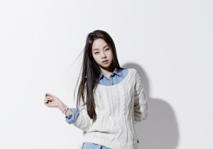 sohee mannequin body through tommy hilfiger photo shoot