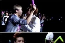 daesung in se7en's concert