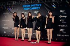 KCON 17 NY Red Carpet