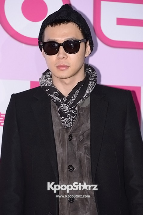 Park Yoo Chun Walks the Red Carpet Looking Hip at the 'Man Manual' VIP Premierekey=>5 count13