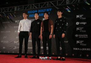 KCON 17 NY Red Carpet - Day 2