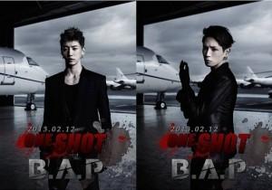 B.A.P Reveal Teaser Photos for Bang Yongguk-Him Chan, 'Killer Charisma'