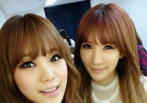 After School Lizzy-Jung Ah Doll-Like Beauty Revealed, 'They Look Like Sisters'