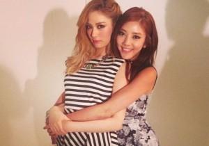 Son Dam Bi Vs. After School Nana, 'Beauty Competition?'