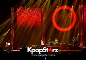 CNBLUE Amaze Crowd With Perfect Performance In Singapore [PHOTOS]