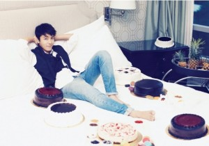 Dong Hae's Amazingly Handsome CeCi Magazine Shoot
