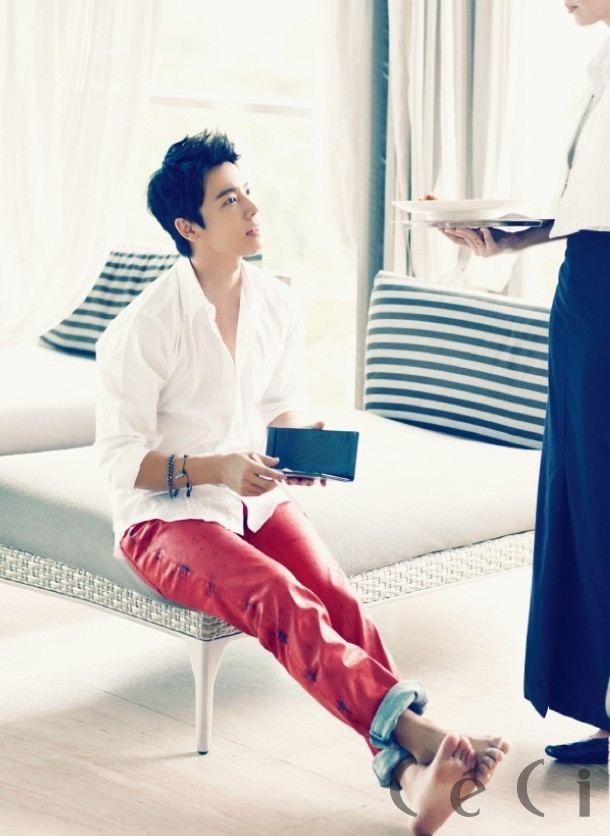 Dong Hae's Amazingly Handsome CeCi Magazine Shoot key=>3 count10