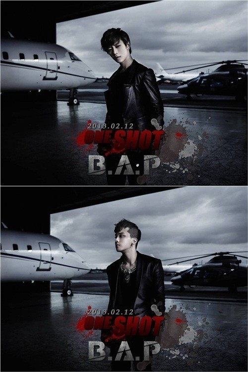B.A.P Reveal Dae Hyun-Young Jae Teaser Images, 'Intense Charisma'key=>0 count1