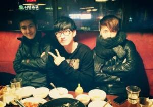 Super Junior Siwon-Eunhyuk-Donghae Reveals Casual Dinner Date?