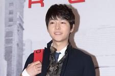 Song Joong Ki: Samsonite S/S 2013 Launching Event