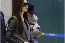 SNSD Seo Hyun Airport Fashion