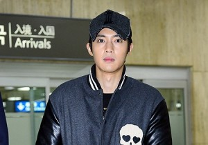 Airport Fashion: Kim Hyun Joong Returns Looking