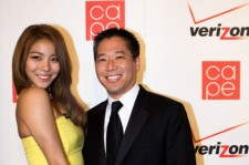 Ailee Vibrant in Yellow for MNET Pre Grammy Party [PHOTOS]