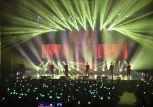 B.A.P Shakes Up The Party In Singapore [PHOTOS]