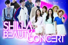 The Shilla Duty Free And Changi Airport Group Present Shinee And Red Velvet For  A One-Night Exclusive Concert