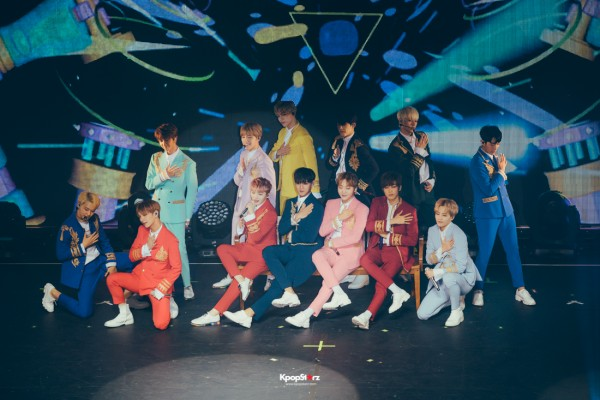 "2017 SEVENTEEN 1ST WORLD TOUR ""DIAMOND EDGE"" IN NORTH AMERICA!key=>7 count31"