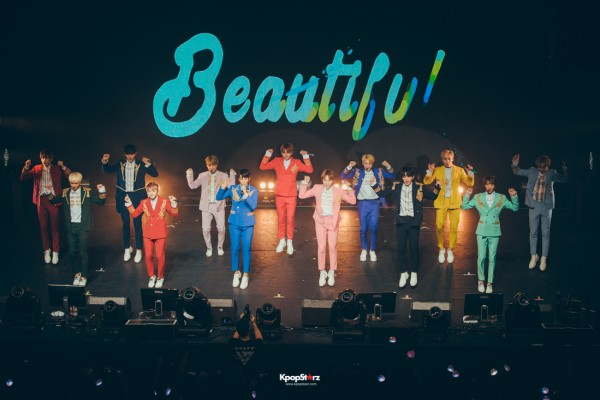 "2017 SEVENTEEN 1ST WORLD TOUR ""DIAMOND EDGE"" IN NORTH AMERICA!key=>11 count31"