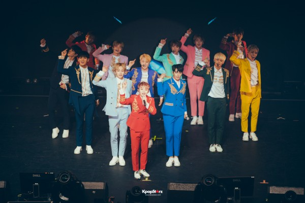 "2017 SEVENTEEN 1ST WORLD TOUR ""DIAMOND EDGE"" IN NORTH AMERICA!key=>27 count31"