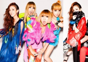 2NE1 Dresses Up in Jeremy Scott, Givenchy, and Balmain for Complex