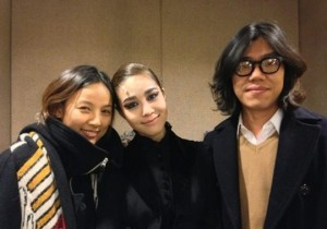 Lee Hyori-Lee Sang Soon Couple With Best Friend Ock Joo Hyun After Attending Musical