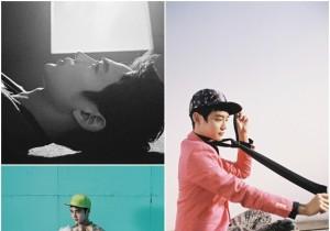 minho teaser image shinee 3rd album