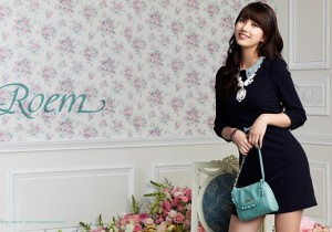 Miss A Suzy with Roem Spring Collection 2013