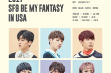 SF9 in USA
