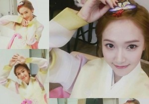 Girls' Generation Jessica Reveals Shocking Beauty in Hanbok, 'Cute Pictures with Yoona'