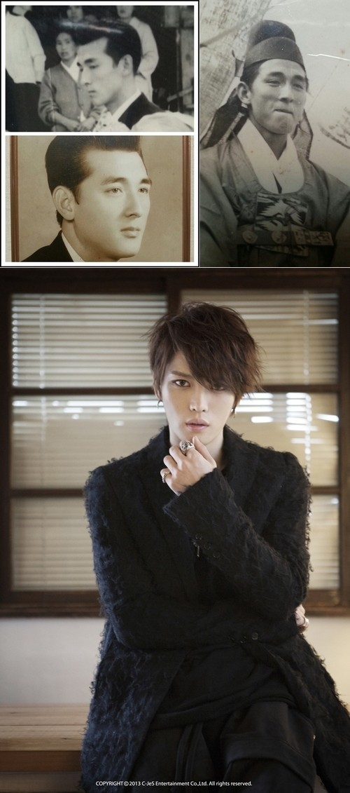 JYJ Jaejoong Takes After his Dad? 'If Only I had Half of his Looks'key=>0 count1